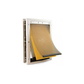 PetSafe Extreme Small White Weather Door