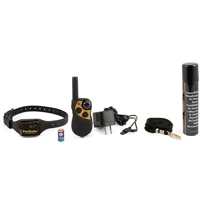 Petsafe Remote Spray Dog Training Collar
