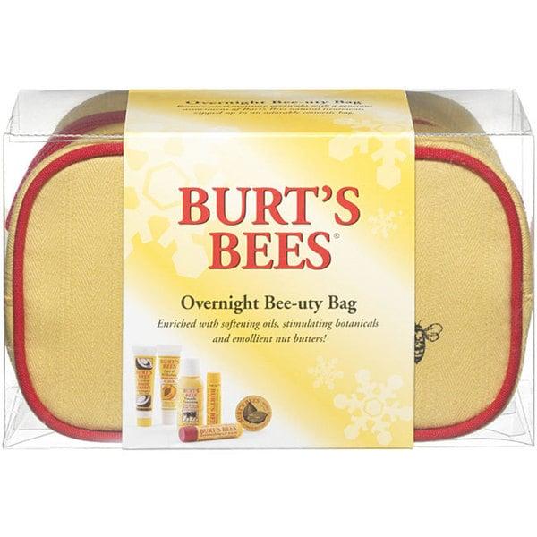 Burt's Bees Overnight Bee-uty Bags (Set of 2)