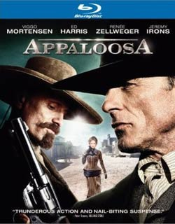Appaloosa (Blu-ray Disc)