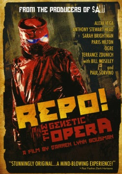 Repo! The Genetic Opera (DVD)