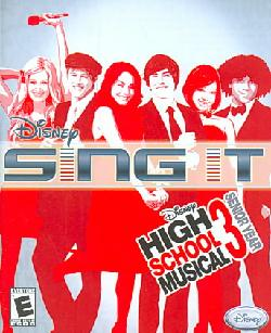 PS3 - Disney Sing It: High School Musical 3 Senior Year - By Disney Interactive