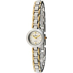 Peugeot Women's Round Two-Tone Watch