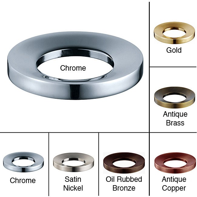 Kraus Vessel Sink Mounting Ring