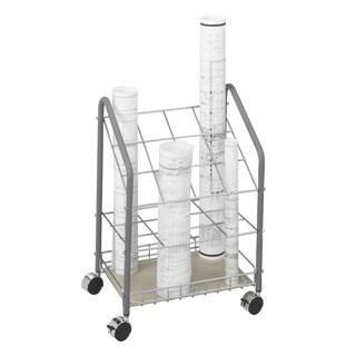 Safco Wire Roll File, 12 Compartment