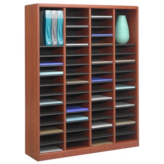 Safco E-Z Stor 60 Slot Literature Organizer (2 options available)