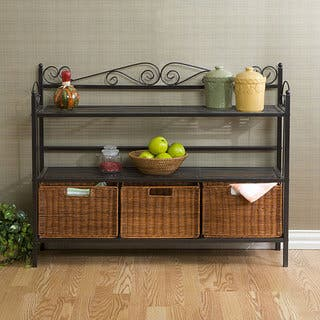 Buy Kitchen Shelves Online At Overstock Our Best Kitchen
