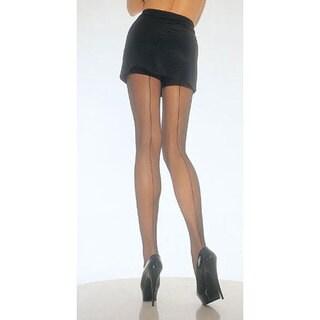 Leg Avenue Back Seam Sheer Pantyhose