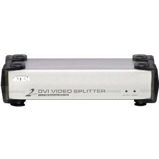 Aten VS162 2-port DVI VGA Splitter