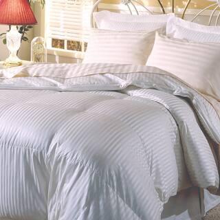 Hotel Grand Silk 400 Thread Count Premium White Goose Down Comforter https://ak1.ostkcdn.com/images/products/36906/P913694.jpg?impolicy=medium