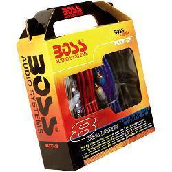 BOSS COMPLETE 8G AMP INSTALL K