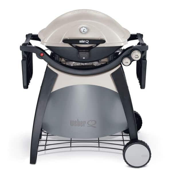 Shop Black Friday Deals On Weber Q320 Gas Grill Overstock 3694490