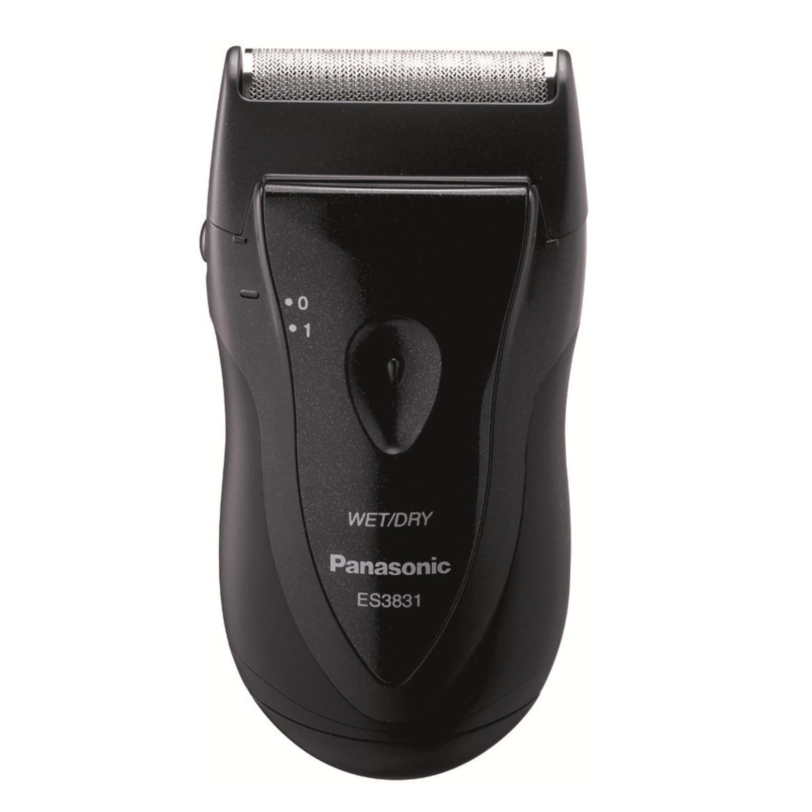 Panasonic Pro-curve Travel Shaver, Silver stainless steel