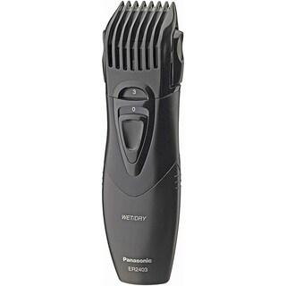 Panasonic ER2403K Portable Wet/ Dry Hair and Beard Trimmer