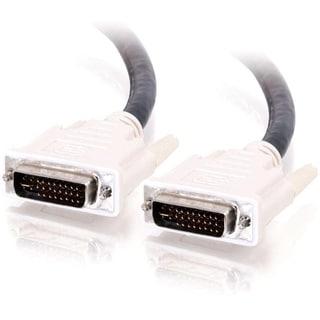 C2G 2m DVI-I M/M Dual Link Digital/Analog Video Cable (6.5ft)