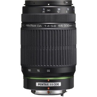 Pentax DA 55-300mm F4-5.8 ED Auto Focus Telephoto Zoom Lens