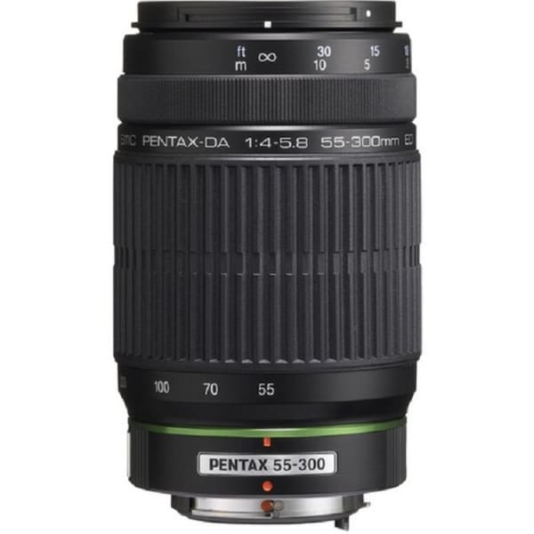 Pentax DA 55-300mm F4-5.8 ED Auto Focus Telephoto Zoom Lens