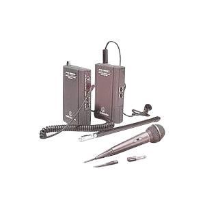 Audio-Technica TwinMic ATR288W Wireless Microphone System