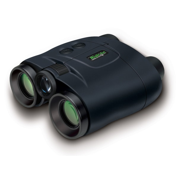 Night Owl Fixed Focus Perplightwt Binoculars