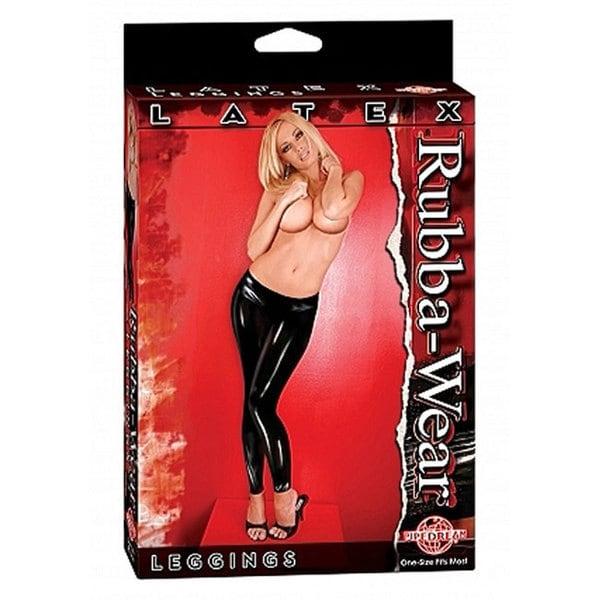 Rubba-Wear Sexy Latex Leggings