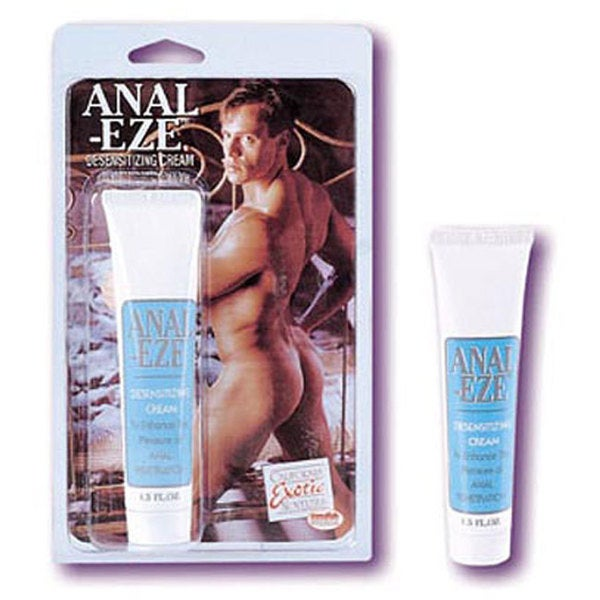 Anal Eze Review 58