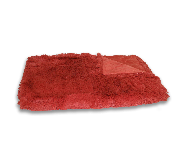'Chubby' Faux Fur Throw Blanket