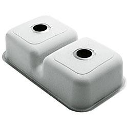 VIGO Contemporary 32-Inch Undermount Stainless-Steel 18-Gauge Double-Bowl Kitchen Sink