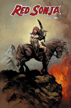 Red Sonja: She-Devil With a Sword 1: Travels (Paperback)