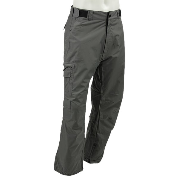 Arctix Men's Cargo Charcoal Snowboard Pants