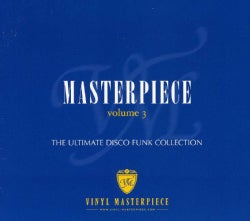 Various - Masterpiece Vol. 3: The Ultimate Disco Funk Collection