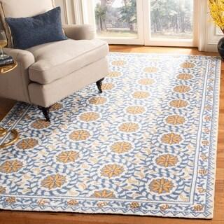 Safavieh Hand-hooked Chelsea Kyrie Country Oriental Wool Rug