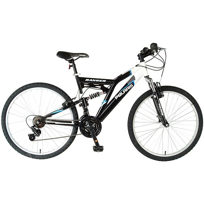 Polaris Ranger Men's Dual Suspension Bicycle