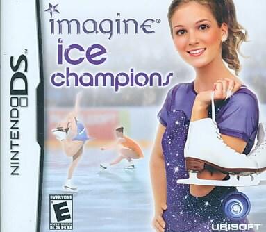 Nintendo DS - Imagine: Ice Champions