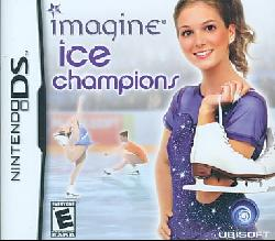 Nintendo DS - Imagine: Ice Champions