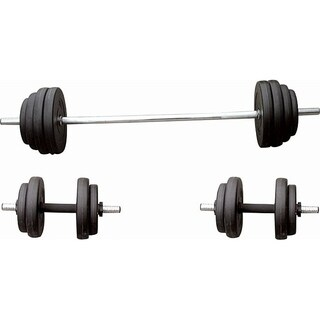 Sunny Health & Fitness No. 061 100-pound Vinyl Weight Set