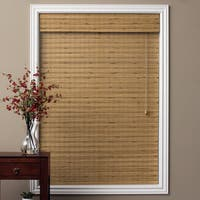 Arlo Blinds Tuscan Bamboo Roman Shade with 54 Inch Height