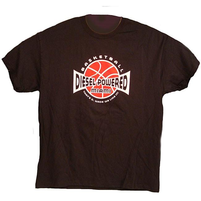 Diesel Power Basketball Black T-shirt