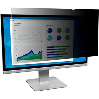 3M PF27.0W Privacy Filter for Widescreen Desktop LCD Monitor 27.0""