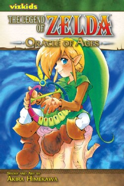 The Legend of Zelda 5: Oracle of Ages (Paperback)
