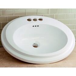 Eden Surface-mount China Sink