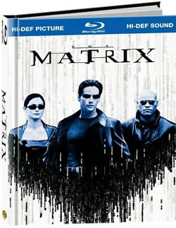 The Matrix: 10th Anniversary DigiBook (Blu-ray Disc)