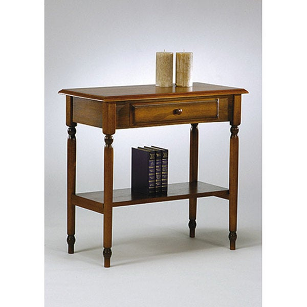 Foyer Table Craigslist : Office star knob hill foyer table free shipping today