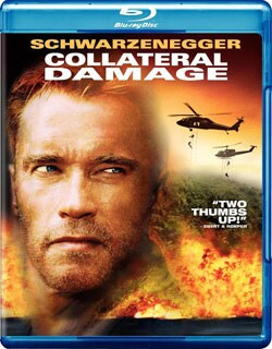 Collateral Damage (Blu-ray Disc)