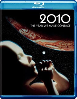 2010: The Year We Make Contact (Blu-ray Disc)