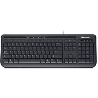 Microsoft Wired Keyboard 600