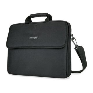 "Kensington Classic SP17 Carrying Case (Sleeve) for 17"" Notebook - Bla"
