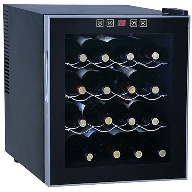 SPT Thermoelectric 16-bottle Wine Cooler - Thumbnail 0