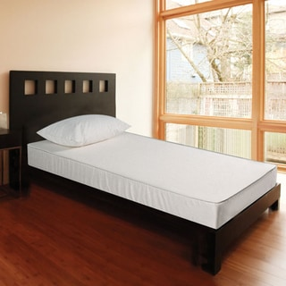 Select Luxury Dorm Flippable 7.5-inch Medium Firm Twin XL-size Foam Mattress
