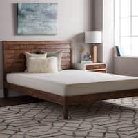 Select Luxury Flippable 7.5-inch Medium Firm Queen-size Foam Dorm Mattress