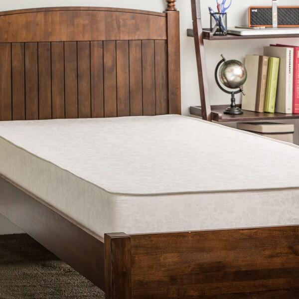 Select Luxury Reversible 7.5-inch Medium Firm Queen-size Foam Mattress